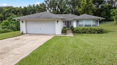 16115 Hillside Circle, Montverde, FL 34756 - MLS#: G5003552