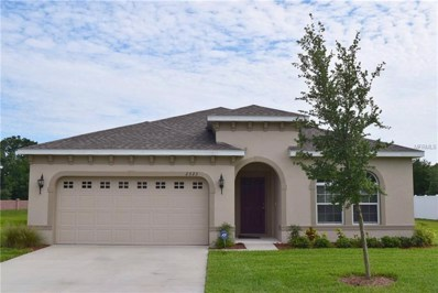 2323 Blue Meadows Court, Apopka, FL 32703 - MLS#: G5003578