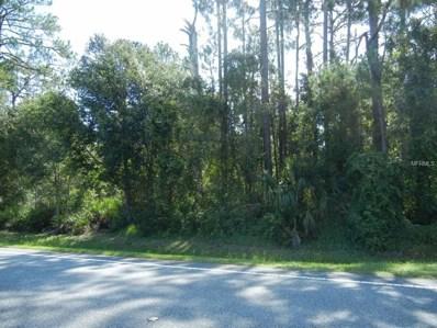 County Road 439, Umatilla, FL 32784 - MLS#: G5003583
