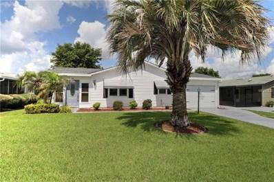 1114 Del Toro Drive, The Villages, FL 32159 - MLS#: G5003707