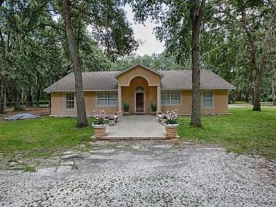 40828 Emeralda Island Road, Leesburg, FL 34788 - MLS#: G5003710