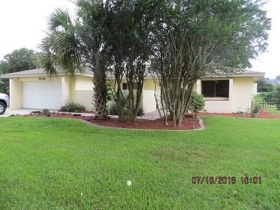 3221 Village Lane, Mount Dora, FL 32757 - MLS#: G5003768
