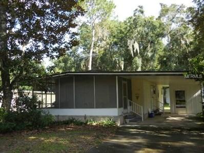 64 N Bobwhite Road, Wildwood, FL 34785 - MLS#: G5003949