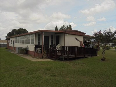 11841 S Shelley Drive, Leesburg, FL 34788 - MLS#: G5003992