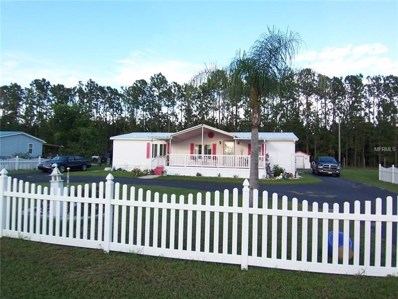 16845 SE 252ND Avenue, Umatilla, FL 32784 - MLS#: G5004163