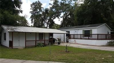 854 N C 470, Lake Panasoffkee, FL 33538 - MLS#: G5004191