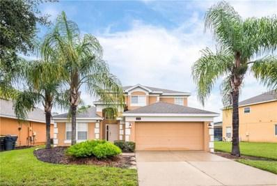 834 Orange Cosmos Boulevard, Davenport, FL 33837 - MLS#: G5004256