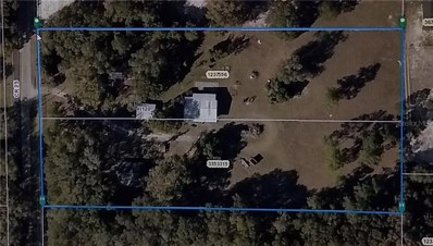 41120 County Road 25, Weirsdale, FL 32195 - MLS#: G5004259