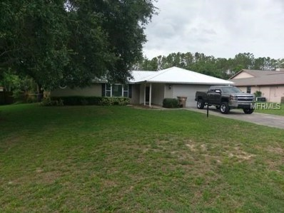 5110 Robin Drive, Fruitland Park, FL 34731 - MLS#: G5004306