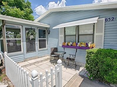 632 Jennifer Drive, The Villages, FL 32159 - MLS#: G5004359
