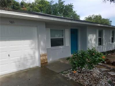 501 Windridge Place, Tavares, FL 32778 - MLS#: G5004414