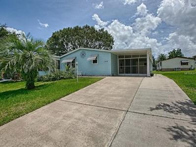1719 Pebble Beach Lane, The Villages, FL 32159 - MLS#: G5004532
