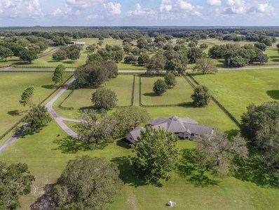 3240 Marion County Road, Weirsdale, FL 32195 - MLS#: G5004544