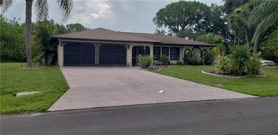 206 McDill Drive, Port Charlotte, FL 33953 - MLS#: G5004563