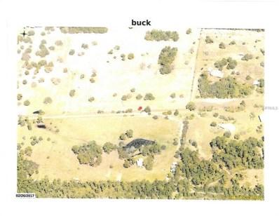 Buck Run Drive, Paisley, FL 32767 - MLS#: G5004572