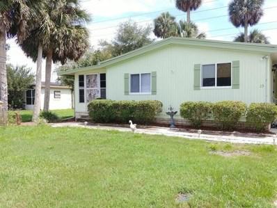 25 Robin Road, Wildwood, FL 34785 - MLS#: G5004640