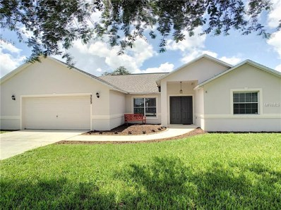 9629 Saragossa Street, Clermont, FL 34711 - MLS#: G5004666
