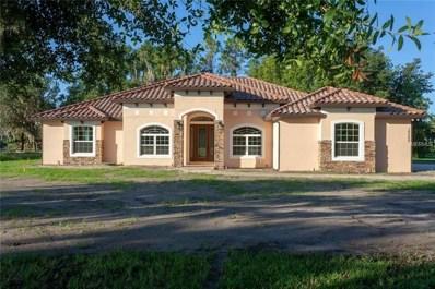 16200 E Shirley Shores Road, Tavares, FL 32778 - MLS#: G5004813