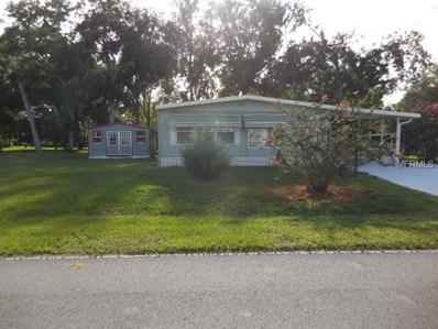 8 Rabbit Trail, Wildwood, FL 34785 - MLS#: G5004823