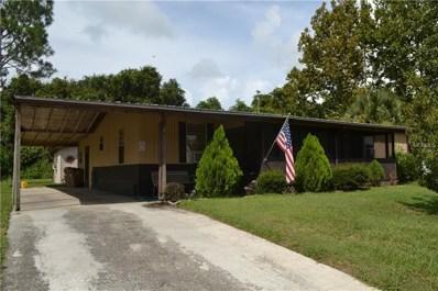 16819 Sugar Berry Lane, Montverde, FL 34756 - MLS#: G5004883