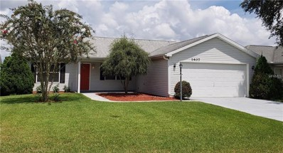 1407 Leone Lane, The Villages, FL 32159 - MLS#: G5004953