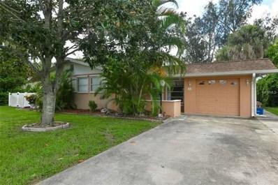 344 E Seminole Drive, Venice, FL 34293 - MLS#: G5005083