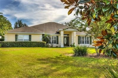 36324 Darien Court, Eustis, FL 32736 - MLS#: G5005127