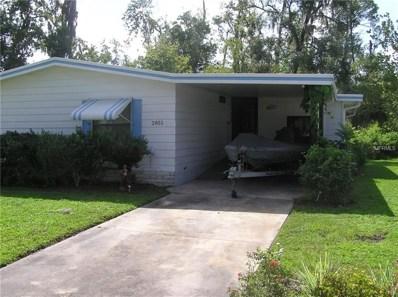 2851 Myakka River Road, Tavares, FL 32778 - MLS#: G5005175