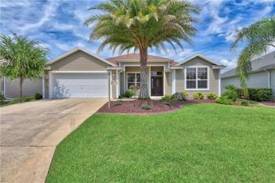 758 Chapman Loop, The Villages, FL 32162 - MLS#: G5005196