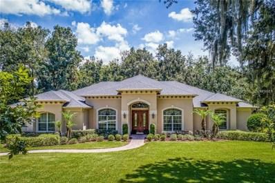 15950 Splendid Oaks Lane, Tavares, FL 32778 - MLS#: G5005259