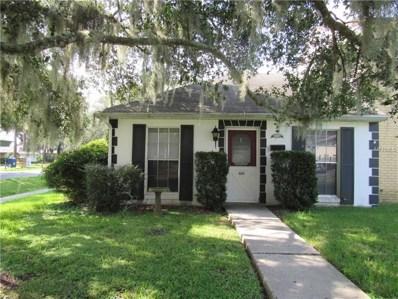 601 W Oak Terrace Drive, Leesburg, FL 34748 - MLS#: G5005284