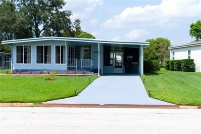 1256 Lake Frances Boulevard, Tavares, FL 32778 - #: G5005352