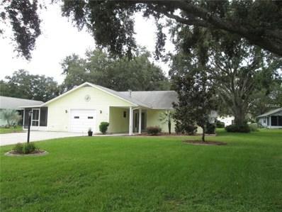 1318 Noble Court, Leesburg, FL 34788 - MLS#: G5005526