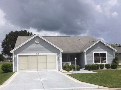 719 San Marino Drive, The Villages, FL 32159 - #: G5005697