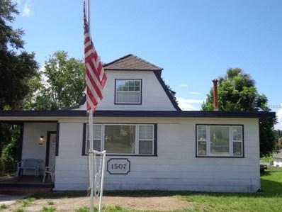 1507 W Main Street, Leesburg, FL 34748 - MLS#: G5005733