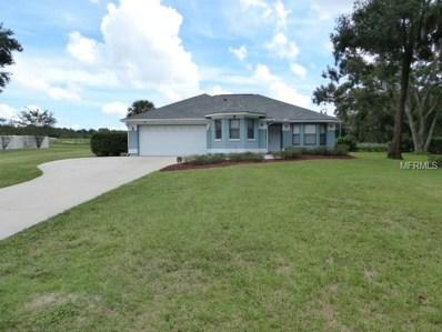 33510 Lake Myrtle Boulevard, Leesburg, FL 34748 - MLS#: G5005863