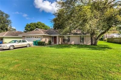 1005 Woodward Oaks Circle, Eustis, FL 32726 - MLS#: G5005885