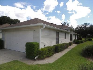 510 Baytree Boulevard, Tavares, FL 32778 - MLS#: G5005922