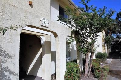 4713 S Texas Avenue UNIT D, Orlando, FL 32839 - MLS#: G5005937