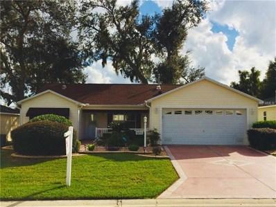 17449 SE 76TH Flintlock Terrace, The Villages, FL 32162 - MLS#: G5005995