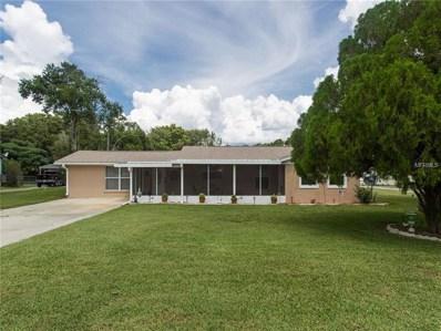 11623 Ocklawaha Drive, Leesburg, FL 34788 - MLS#: G5006000