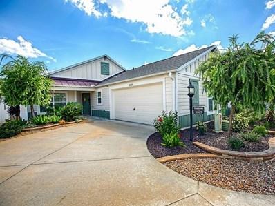 3809 Fenster Lane, The Villages, FL 32163 - MLS#: G5006015