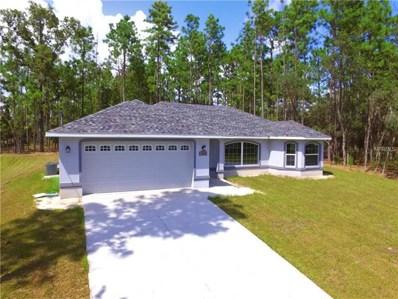 7970 N Primrose Drive, Citrus Springs, FL 34434 - MLS#: G5006066