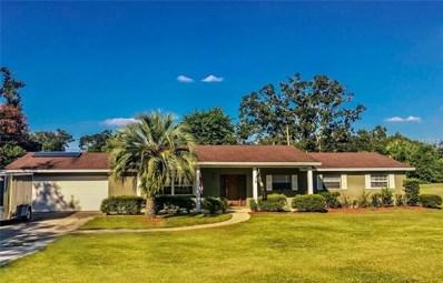 4910 Woodmere Drive, Lakeland, FL 33813 - MLS#: G5006195