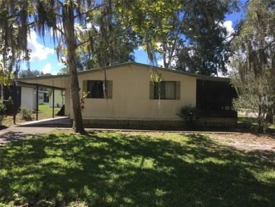104 Honeysuckle Drive, Wildwood, FL 34785 - MLS#: G5006215