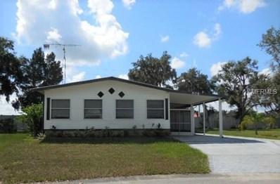 608 S Timber Trail, Wildwood, FL 34785 - MLS#: G5006277