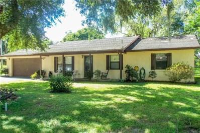 1513 Moss Avenue, Leesburg, FL 34748 - MLS#: G5006285