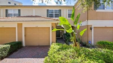 6342 Daysbrook Drive UNIT 104, Orlando, FL 32835 - #: G5006300