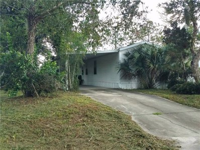 5 Cayman Circle, Umatilla, FL 32784 - MLS#: G5006333