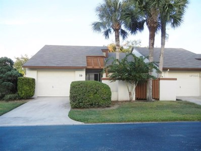 2681 E Washington Avenue UNIT 19, Eustis, FL 32726 - MLS#: G5006413